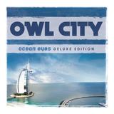 Owl City   Ocean Eyes Deluxe Edition [2cd] Eua Importado